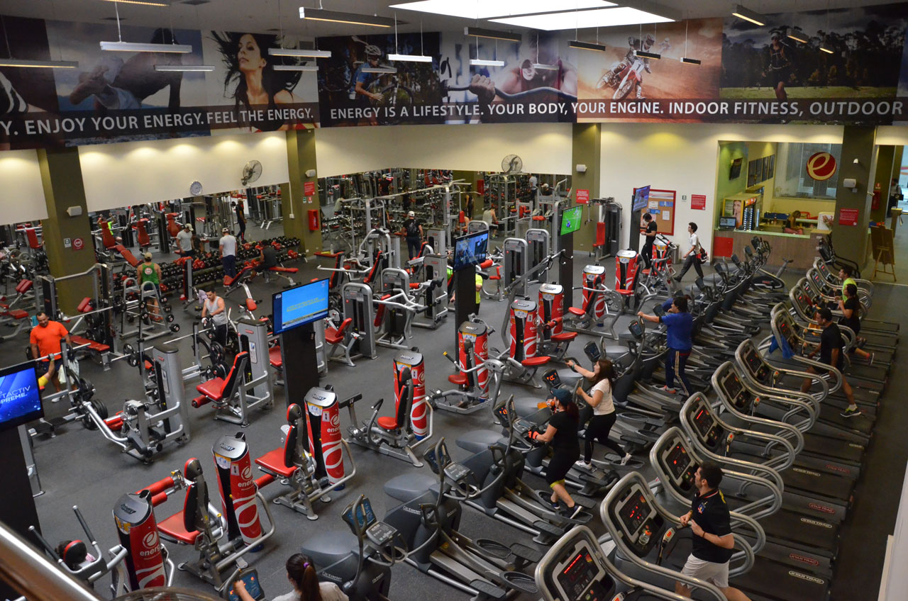 Energy mallplaza sur energy fitness clubs for Gimnasio pacific