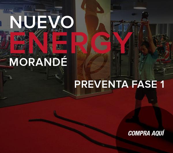 Energy Morandé imagen