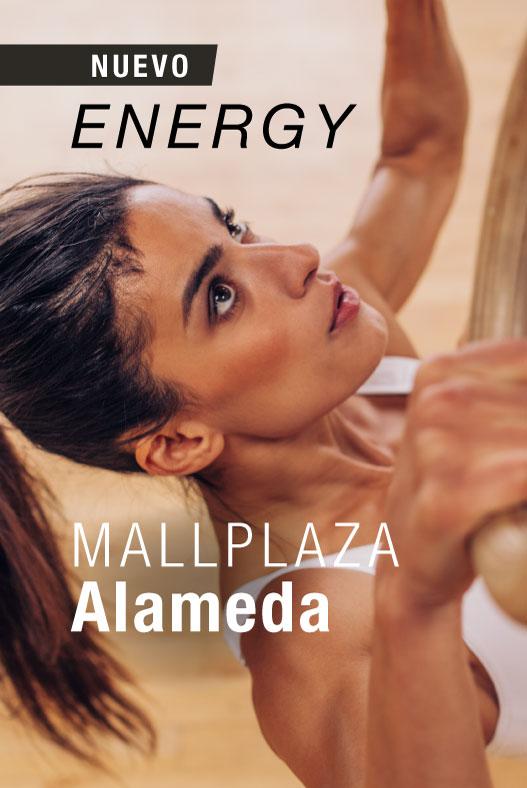 Energy Mallplaza Alameda